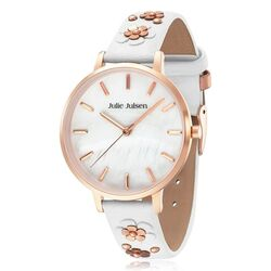 Julie Julsen rosé horloge Pearl Blossom