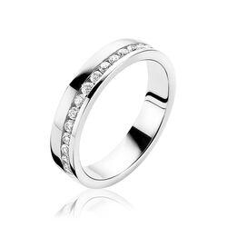 Zinzi zilveren gladden ring ZIR1192