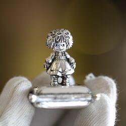 zilveren tandendoosje meisje