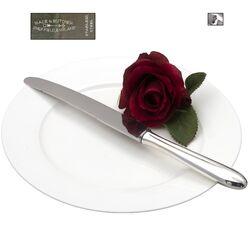 zilver tafelmes groot mes in model 400