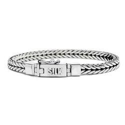 Silk Chevron armband 312