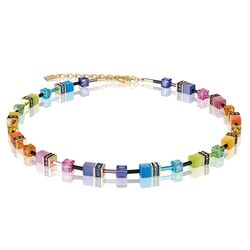 Coeur de Lion collier multicolor Rainbow Gold