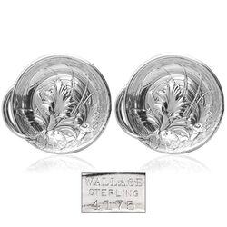 Stel zilveren notenbakjes Wallace sterling 4175