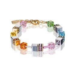 Coeur de lion armband multicolour pastell 1