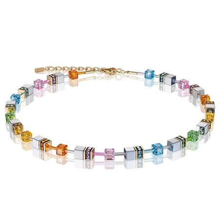 Coeur de Lion collier 4015-10-1522 multicolor pastel 1