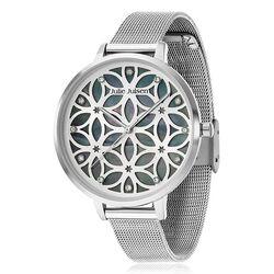 Julie Julsen horloge flower of life 4 cm