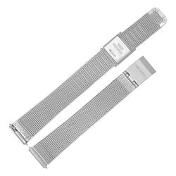 Julie Julsen stalen mesh band 14 mm