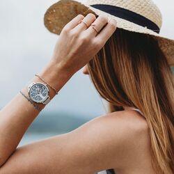 Julie Julsen levensboom horloge 4 cm