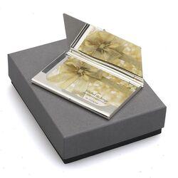 Zilveren visitekaartdoos van Carrs