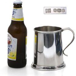 Zilveren bierpul Sheffield anno 1973