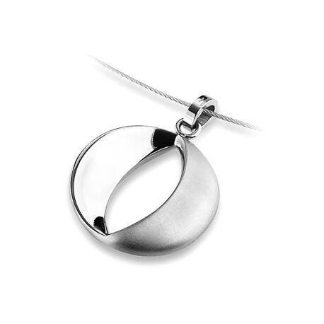 Boccia Titanium rond hanger 0781-01