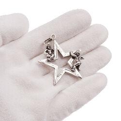 Raspini hanger ster met engeltjes