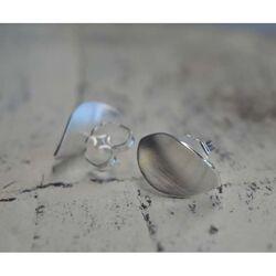 Bastian Inverun sieradenset zilver in de vorm van bladeren