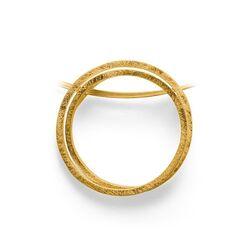 Bastian Inverun vergulde cirkels hangers