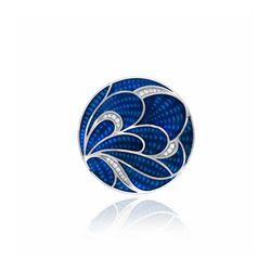 MY iMenso blauwe lotus insignia 24-1649