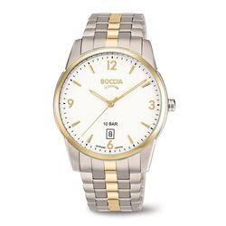 Boccia bicolor titanium heren horloge 3262-02