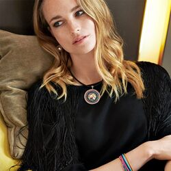 Coeur de Lion collier Multicolour Winter