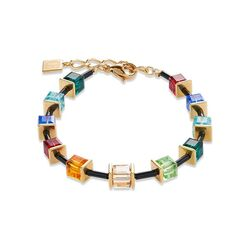Coeur de Lion LIMITED EDITION armband Multicolour Gold
