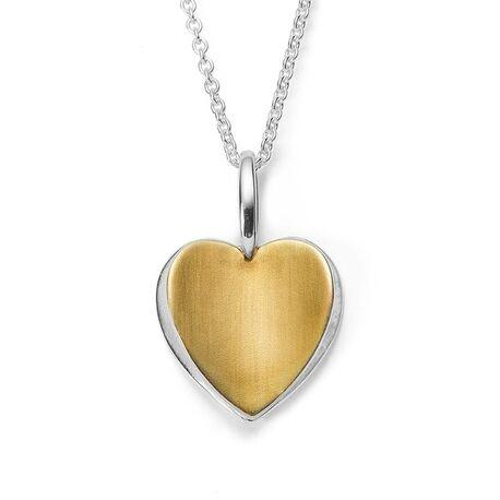 Bastian Inverun bicolor harthanger zilver 27831