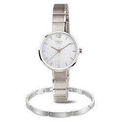 Boccia titanium cadeauset horloge met armband