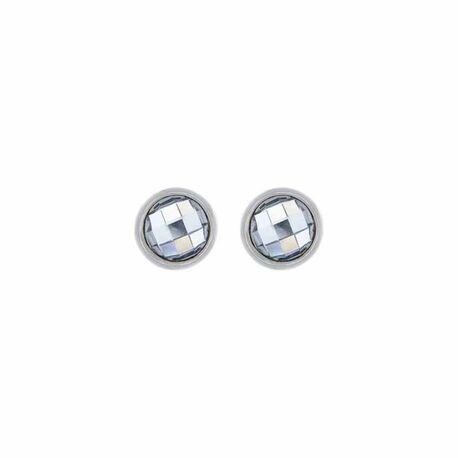 MY iMenso oorstekers wit zirkonia 27-28010