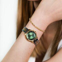 Zinzi bicolor Classy Mini horloge ZIW1235