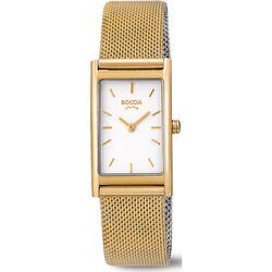 Boccia verguld horloge titanium 3304-03