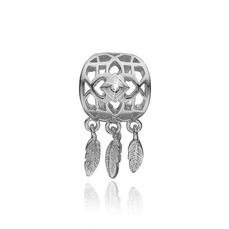 Christina zilveren charm dromenvanger 630-S177