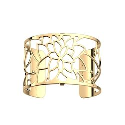Les Georgettes armband Nenuphar gold 40 mm