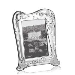 Zilveren fotolijst Carrs AN3e/w  art nouveau