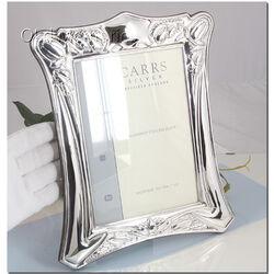 Art Nouveau stijl zilveren fotolijst Carrs