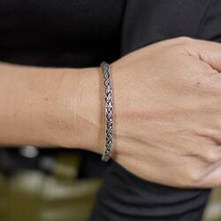 Silk Double Fox armband 278