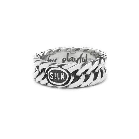 Silk Linked ring 145