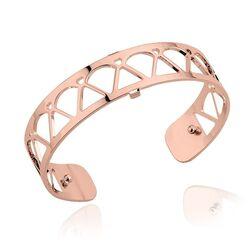 Les Georgettes 14 mm rosé armband Cache Coeur