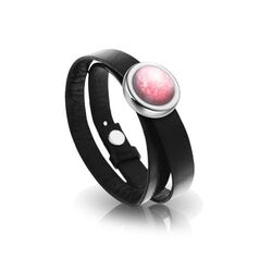 MY iMenso set armband bolle head roze agaat