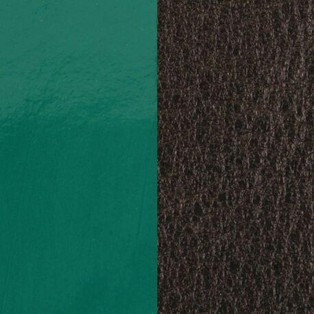 Les Georgettes 25 mm inlay zwart donkergroen