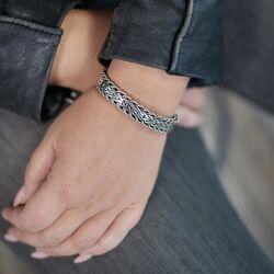 Silk Infinite armband 217