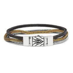 Silk RAW armband 284