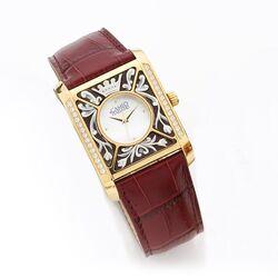 Cameo Italiano horloge vierkant