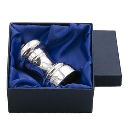 Occasion zilveren pepermolen van Carrs 2007