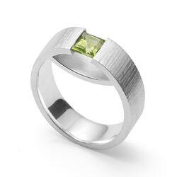 Bastian Inverun ovale ring peridot 35201