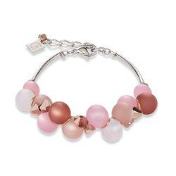 Coeur de Lion Polaris armband rosa-beige 4994-30-1920