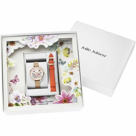 Julie Julsen Secret Garden cadeauset Peach