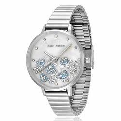 Julie Julsen Rose Garden horloge blauw