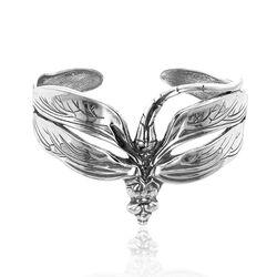 GL zilveren armband libelle