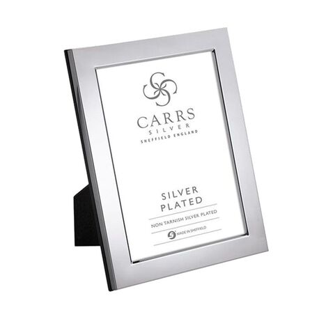 Carrs verzilverde fotolijst FPR3 strakke zilverkleurige lijst fpr3-sp