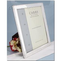 Zilveren fotolijst reed & ribbon 25x20 Carrs wrr5