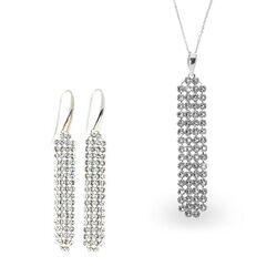 Sieraden set Classy Crystal van Spark
