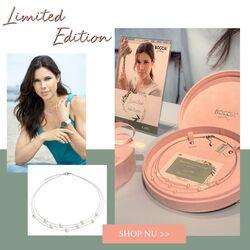 Limited Edition Boccia zoetwaterparel collier 08041-02