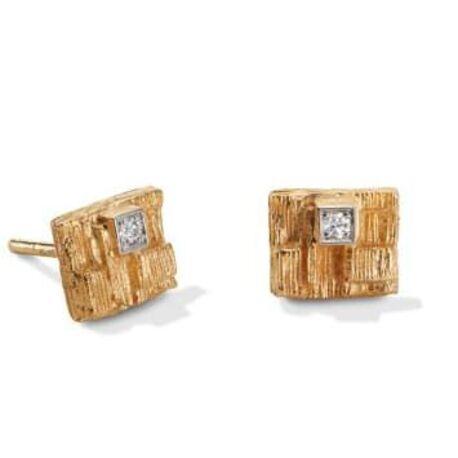 Gouden oorstekers lapponia Thai 132010